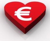 Обичам евро