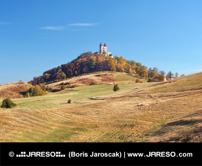 Голгота на Банска Stiavnica, Словакия
