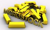 Bliv rig p? microstock