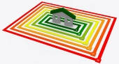 Energisk effektiv hus