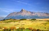 De H?je Tatra-bjergene om sommeren