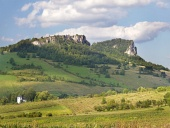 Klipper af Vysny Kubin (Vysnokubinske Skalky)