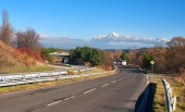 Vejen til Krivan højdepunkt, Høje Tatra, Slovakiet