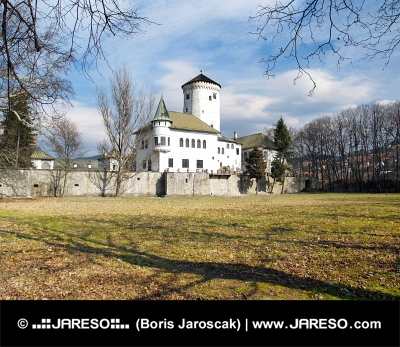 Budatin Castle, Zilina, Slowakei
