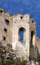 Das Schloss von Beckov - Chapel
