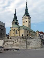 Kirche der Heiligen Dreifaltigkeit, Zilina