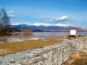 Befestigungswände und Rohace mountains