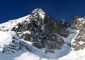 Η Lomnicky Peak