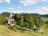 Διατήρηση της Sklabina Castle