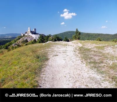 Ruta turística del castillo de Cachtice