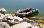 Barco de pesca inflable Peque?o