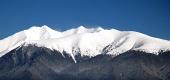Pico de montaña Rohace