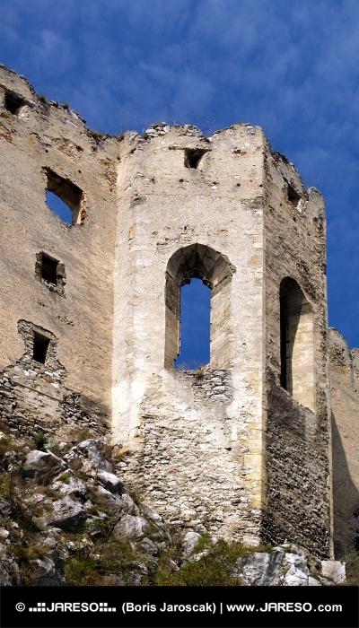 Le Château de Beckov - Chapelle