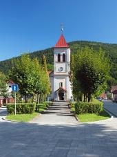 Eglise de Saint-Jean de Nepomuk