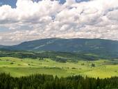 Forêt et Kubinska Hola, Slovaquie