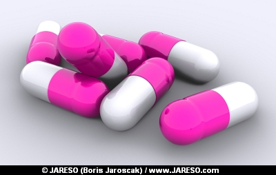 Pink pills