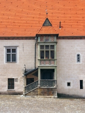 बे खिड़की (Arkier), Bardejov, स्लोवाकिया