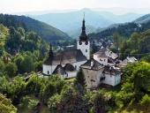 परिवर्तन के चर्च, Spania Dolina