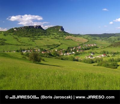 Vysny Kubin, szülőhelye P. O. Hviezdoslav