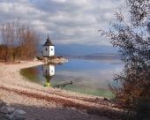 Halászati eszközök a Liptovská Mara, Szlovákia