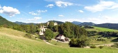 Sklabinai Castle, Turóc régió, Szlovákia