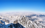 What about a view from one of the most famous peaks in Slovakia?