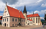 Do you know where is the oldest museum in Slovakia located?