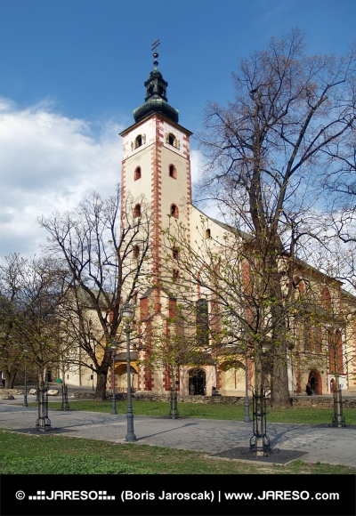 Chiesa dell'Assunta a Banska Bystrica