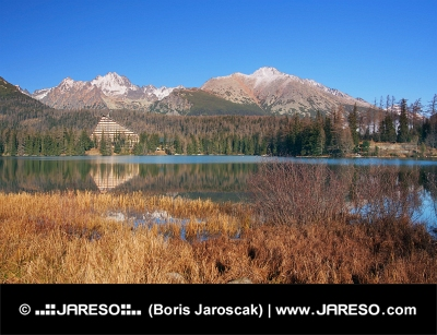 Strbske Pleso, Alti Tatra, in Slovacchia