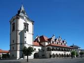 Vecchio municipio a Levoca