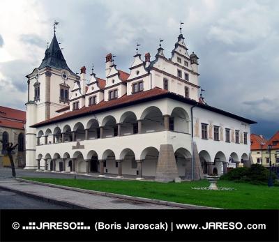 レヴォチャ旧市庁舎、スロバキア