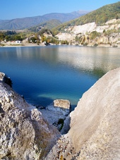 Sutovo湖、スロバキア