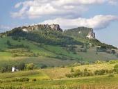 Vysny Kubinの(Vysnokubinske Skalky)の岩