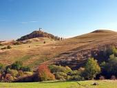 Ostry vrch 、バンスシュチャヴニツァにカルバリー
