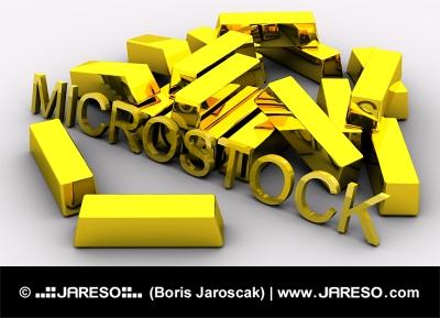Rijk op microstock