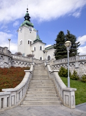 Kerk van St. Andrew, Ruzomberok, Slowakije