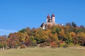 Calvarieberg op Ostry vrch, Banska Stiavnica