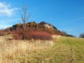 Herfst op Vysnokubinske Skalky, Slowakije