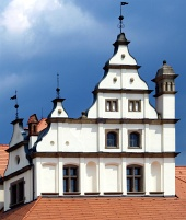 Medieval dachów