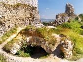 Zamek Cachtice - Katakumby