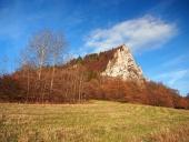 Ostra Skala, Vysnokubinske Skalky, Słowacja