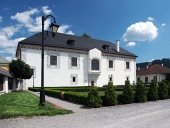 Pałac Ślubów w Bytča, na Słowacji