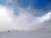 Самый высокий горнолыжный склон в Словакии