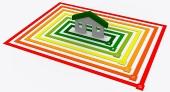 Energimässigt effektiv hus