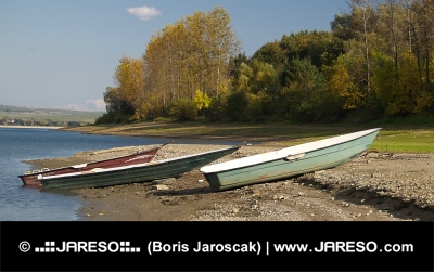 Tre båtar
