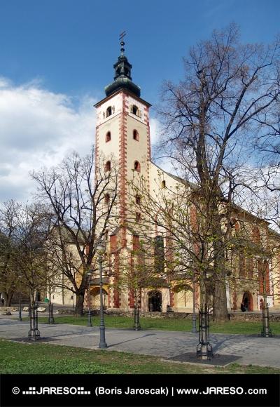 Kyrkan antagandet i Banska Bystrica