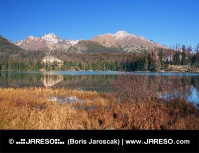 Strbske Pleso, Tatrabergen, Slovakien