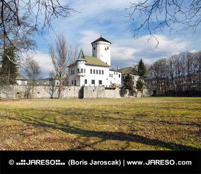 Slottet Budatin, Zilina, Slovakien