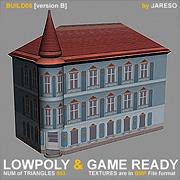 Lowpoly building [Version B]