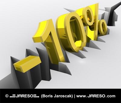 10-odstotni popust